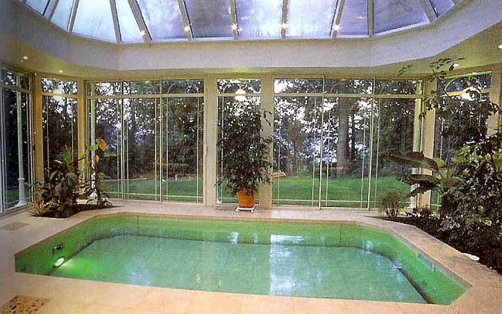 20 Indoor Luxury Pool Design Amp Pool Enclosure Ideas
