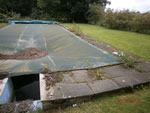 survey and inspection of existing pools